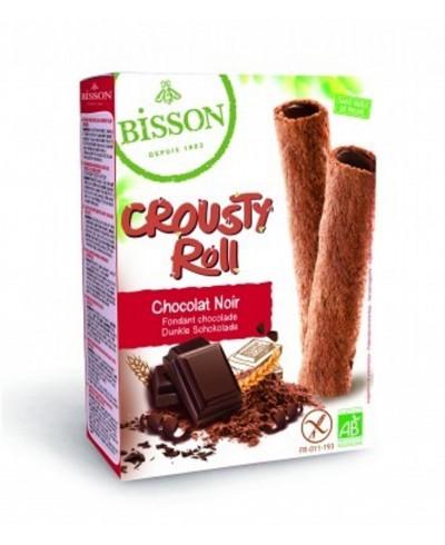 CROUSTY ROLL CHOCOLAT NOIR