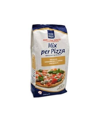 Préparation pour pizza