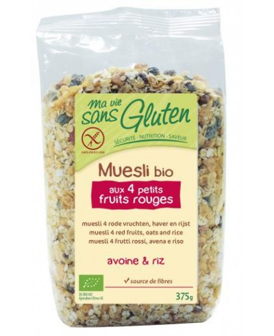 MUESLI FRUITS ROUGES