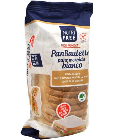Pan Bauletto blanc
