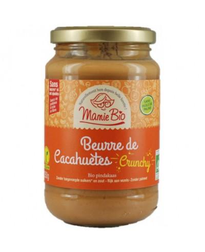 BEURRE DE CACAHUETES Crunchy